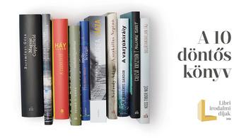 Ők a Libri irodalmi díj várományosai
