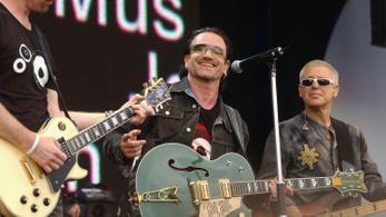 Elárverezik a hétvégén a Beatles és a U2 gitárjait