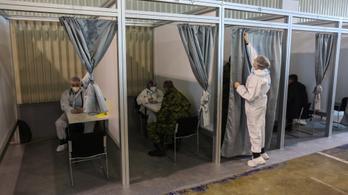 Szerbia: több mint ötezer új fertőzött
