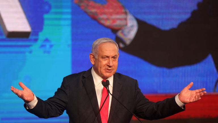 Bukhatja Netanjahu a miniszterelnökséget, a távozását követelő pártok győztek