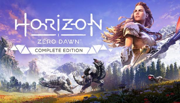 Horizon Zero Dawn Complete Edition (Forrás: Sony)