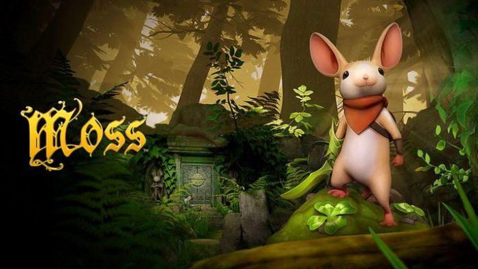 Moss, az egyik legjobb PSVR-játék (Forrás: Sony)
