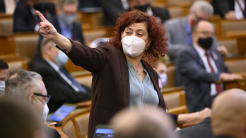Kövér László kétmillió forintra büntette Vadai Ágnest