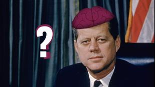 Hová tűnt Kennedy agya? És a fáraó múmiája? Történelmi ereklyék, amiknek nyoma veszett