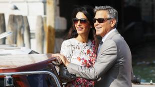 George Clooney megismerte a feleségét, és rájött, milyen üres az élete