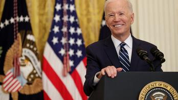 Biden: legyen inkább 200 millió oltás 100 nap alatt
