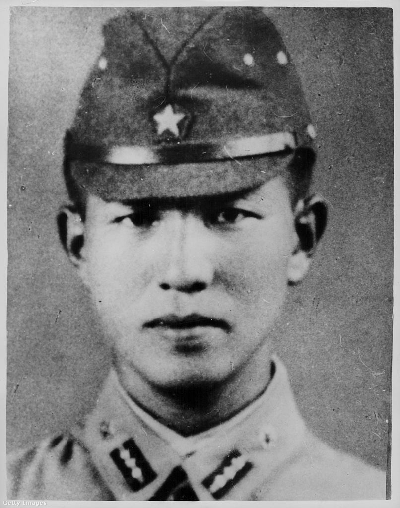 Hiroo Onoda.