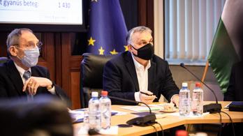 Orbán Viktor az operatív törzzsel egyeztetett, jönnek a bejelentések