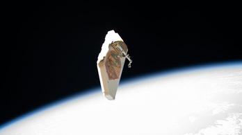 Tonnányi űrszemetet bocsátottak útjára a Föld körül