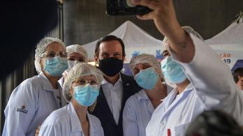 Saját vakcinát fejlesztett Brazília