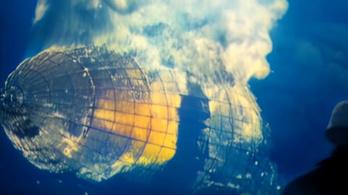 Pazar minőségű felvételt adtak ki a Hindenburg katasztrófájáról