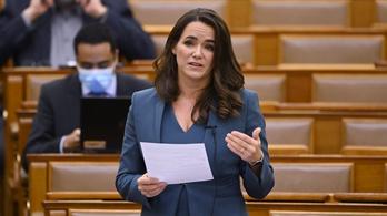 Novák Katalin: nem tervez új frakcióval a Fidesz az Európai Néppárt után