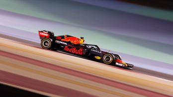 Verstappennek szárnyakat adott a Red Bull, ő a leggyorsabb