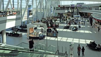 Újranyitják a budapesti repülőtér lezárt utasforgalmi területeit