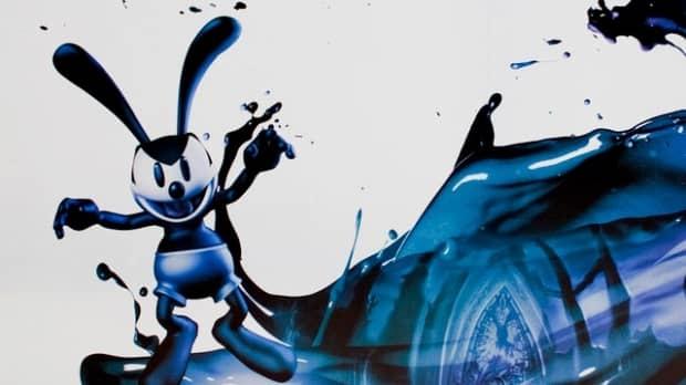 Oswald az Epic Mickey 2-ben végre nem csak elfeledett másodhegedűs volt (Forrás: Disney)