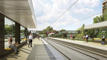 Két év múlva kezdődhet a 2-es metró és a gödöllői HÉV összekötése