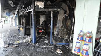 Heten sérültek meg a csepeli robbanásban