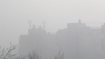 Nőtt a levegő szennyezettsége