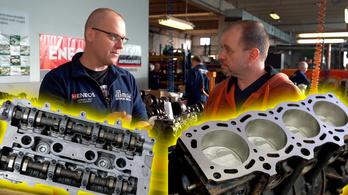 Így menthetsz meg egy 30 éves motort - Tibi műhelye