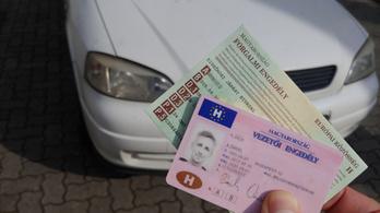 Hamarosan otthon hagyhatod a forgalmit és a jogosítványodat