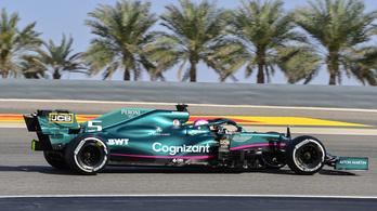 Vettel a mezőny végéről rajtol Bahreinben