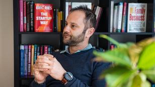 A robotok korában az válik értékessé, ami igazán emberi – Interjú Kürti Tom vállalkozóval