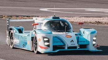 A Hyundai is beszállt a hidrogénes versenyautó fejlesztésébe