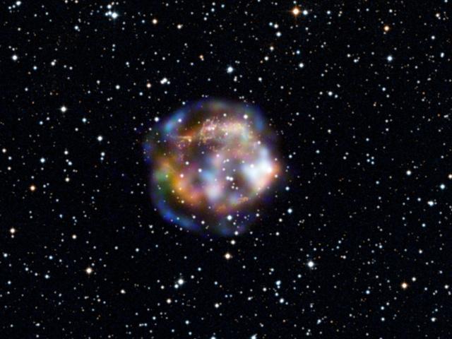 A Cassiopeia híres szupernovája