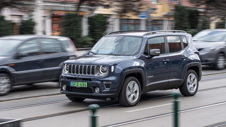 Semmi kétség, igazi Jeep-forma, hiába olasz a technika alatta