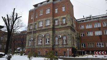 A gyógyszerhatóság költözhet a Szabolcs utcai hajléktalankórház helyére