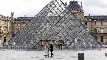 Most otthonról is megnézheti a Louvre teljes gyűjteményét