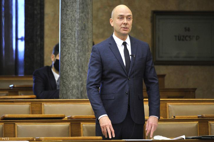 Kozma Ákos ombudsman