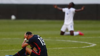 Honduras kipöckölte a Team USA-t, mehet az olimpiára!