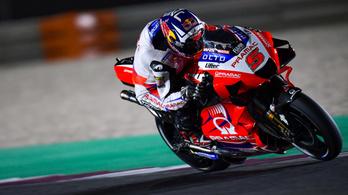 Az utolsó körben a Ducatik elszabadították a végtelen erőt