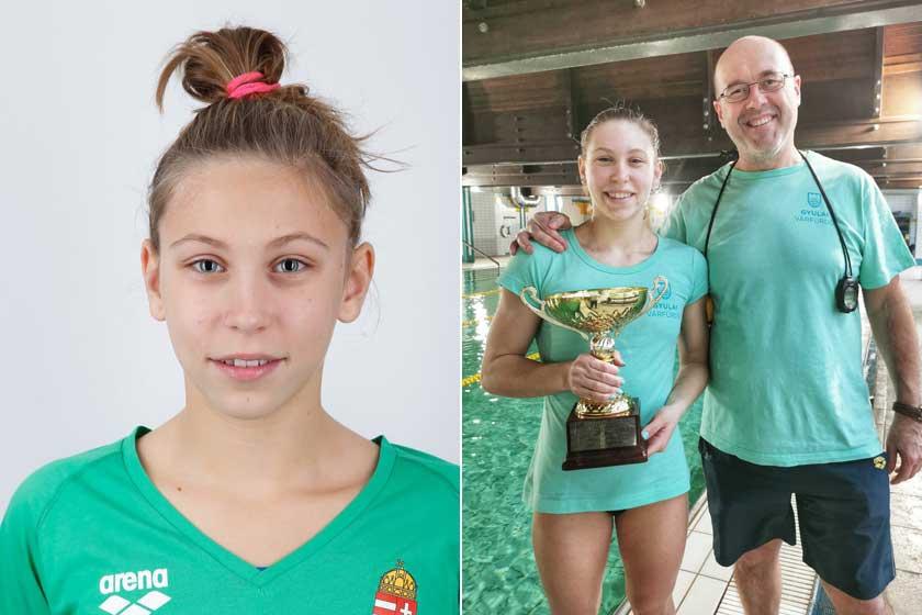 Veres Laura, a Gyulai Várfürdő Kft. Úszószakosztályának úszója lett februárban a 2020-as év Békés megyei leány utánpótláskorú sportolója a Békés Megyei Hírlap által alapított díjazáson.