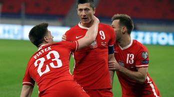 Lewandowski kihagyja az angolok elleni rangadót!