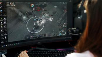 A magyar gamerek fele nő