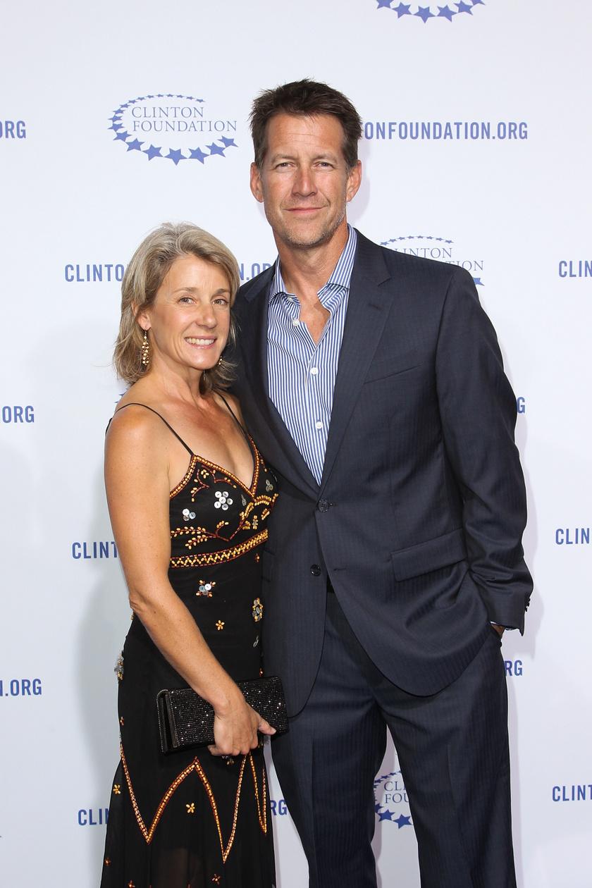 James Denton és Erin O'Brien 2002-ben házasodott össze.