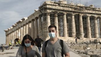 Görögország mindenfajta vakcinát elfogad, de lehet majd menni PCR-teszttel is