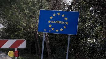 Szlovénia hétfőtől szigorított határátlépési feltételein