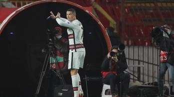 Elkerülhető lett volna Cristiano Ronaldo dührohama