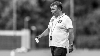 Koronavírusban meghalt a Magyar Futball Akadémia edzője