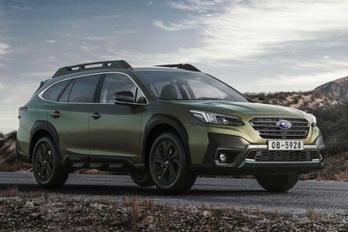 Európába is megérkezik a Subaru Outback