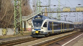 Nagyobb piaci részesedést szeretne a MÁV a közlekedésben
