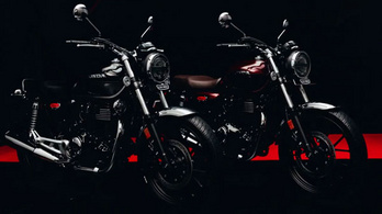 GB350 néven fogják Japánban árulni a Honda CB350-et