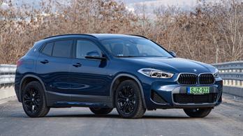 Videó: BMW X2 xDrive 25e (2021)