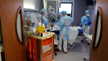 Koronavírus: 274-en meghaltak, jelentősen csökkent az új fertőzöttek száma