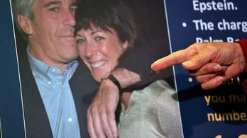 Kiskorúak prostitúcióra kényszerítésével is megvádolják Jeffrey Epstein barátnőjét