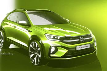 Új Volkswagen jön Európába, a Taigo