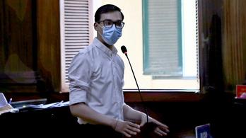 Megszegte a karantént egy vietnami légiutas-kísérő, két év felfüggesztett börtönt kapott